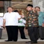 Wakil Gubernur serahkan bantuan pembangunan Masjid IAIN Raden Intan