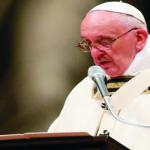 Ribuan Umat Ikuti Misa Natal di Vatikan