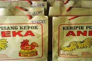 Oleh Oleh Khas Lampung