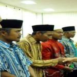 Penjaga Perlintasan Kerta Api se-Provinsi Lampung Dapat Bantuan Kesejahteraan