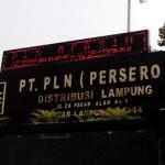 Krisis Listrik Terus Mengancam Lampung
