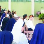 Pesan Nuntio dalam Penutupan Tahun Hidup Bhakti 2015