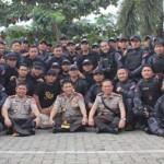 Rapor Akhir Tahun Tekab 308 Polda Lampung