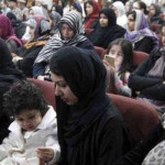 Umat Gereja di Texas Sambut Muslim Shalat Jumat