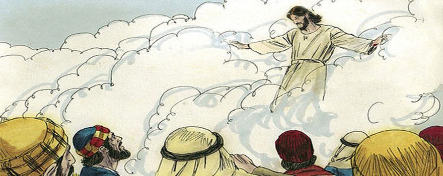 Yesus Naik Kesurga