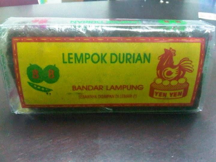 lempo durian lampung