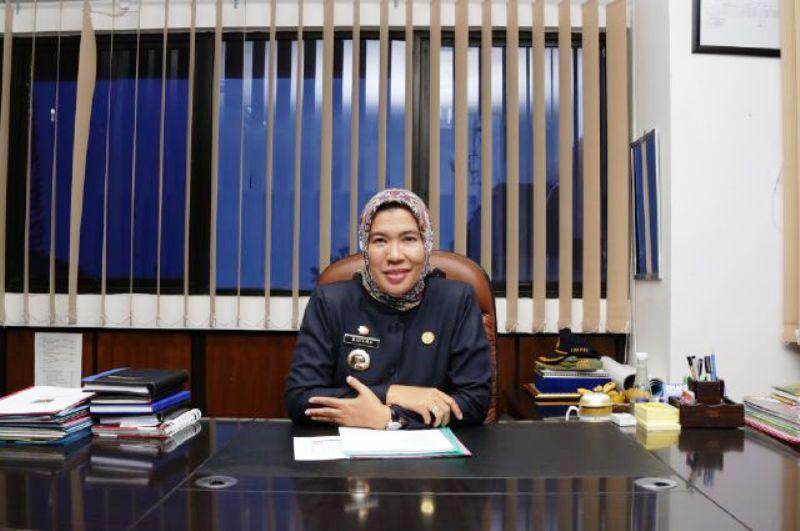 Karo Humas dan Protokol Provinsi Lampung Bayana.