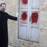 Ekstremis Yahudi Corat-coret Biara Kristen di Yerusalem