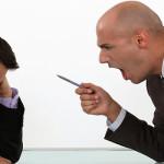Cara Ampuh Hadapi Bos Pemarah Di Tempat Kerja
