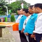 Pemprov Lampung Berikan Penghargaan Nihil Kecelakaan pada beberapa Perusahaan di Lampung