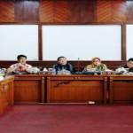 Pemprov Lampung berkomitmen sukseskan berbagai program pembangunan 2016