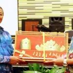 Laksanakan Program Pembangunan, Pemprov Lampung Minta Dukungan TNI AL