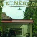 Pencurian di SMKN 4 Bandar Lampung