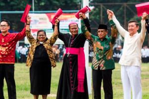 Uskup Keuskupan Tanjungkarang, Mgr Yohanes Harun Yuwono