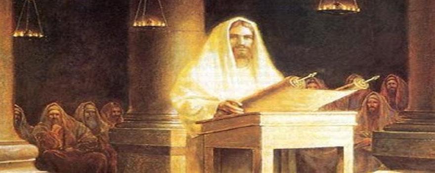 Ilustrasi Yesus. Sumber : Google.