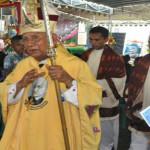Tahbisan Dua Imam di Maumere
