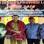 Badan Musyawarah Perguruan Swasta Provinsi Lampung Dikukuhkan