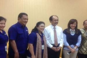 Dubes Indonesia untuk Vatikan Antonius Agus Sriyono