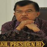 Kunjungan Kerja Wapres Ke Lampung