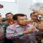 Ini yang dilakukan Wakil Presiden Jusuf Kalla di Lampung