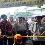 """Satu-satunya di Indonesia, Kapolda Lampung """"Ngantor"""" di luar Mapolda"""