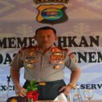 Besok, Kapolda Lampung Brigjen (Pol) Ike Edwin akan berkantor di depan Mall Ramayana Tanjungkarang Pusat