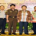 Demi sejahaterakan masyarakat, Gubernur Lampung minta dukungan OJK