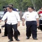 Jokowi Kaget Akan Perkambangan Pembangunan JTTS