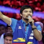 Sikap Gereja atas Pernyataan Pacquiao