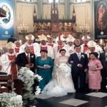 Lebay, 12 Uskup Indonesia Hadiri Pernikahan Ini