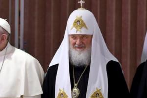 Paus Fransiskus dan Patriark Kirill