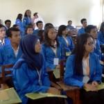 """Lewat Diklatpim, STIE Gentiaras Bandar Lampung """"pancing"""" mahasiswanya tumbuhkan jiwa entrepreneurship"""
