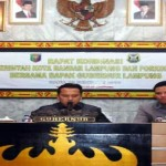 Gubernur Lampung lakukan rapat koordinasi bersama forkopimda Kota Bandar Lampung