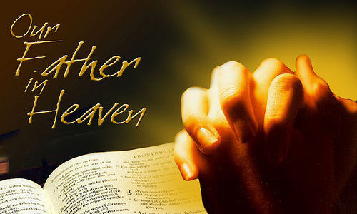 Ilustrasi berdoa. Foto : google