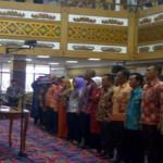 Pemprov Lampung Rolling 92 Pejabat Eselon III Dan IV