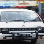 Video eksklusif Mobil Ambulans yang membawa jenazah Mgr. Henri dari Bandar Radin Inten II ke Katedral Kristus Raja