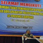 Anggota Pol PP Lampung diminta profesional dalam menjalankan tugasnya
