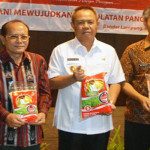 BKPD Lampung Lucurkan Program Toko Tani Indonesia