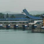Dua Dermaga Baru Pelabuhan Bakauheni