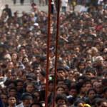 Penjagaan Prosesi Semana Santa Umat Katolik NTT