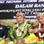 Gubernur : Tahun 2015, ekonomi Provinsi Lampung tumbuh 5,13 %