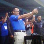 Gubernur Inginkan Lampung Menjadi Tuan Rumah Kejuaran Menembak Tingkat Internasional