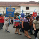 Kirab Salib IYD OMK Paroki Katedral BMV Bogor