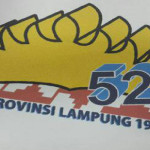 Logo Resmi dan Rangkaian Acara HUT Provinsi Lampung ke-52