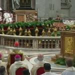 HOMILI PAUS FRANSISKUS DALAM MISA KRISMA 24 Maret 2016