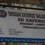 SD Xaverius II Bandar Lampung raih berbagai tropi pada ajang Lomba Mata Pelajaran se-Provinsi Lampung