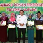 UPZ sebagai solusi mengoptimalkan pengumpulan zakat dan sedekah di Lampung