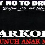 Lampung Canangkan Gerakan Anti Narkoba