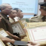 Provinsi Lampung terima penghargaan Penanganan Konflik Sosial dari Kemendagri