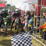 HUT Way Kanan, Wabup Edward Antony Buka Trail Adventure-Offroad